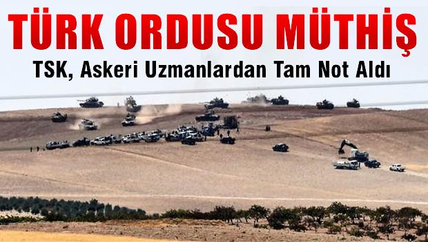 Rus uzman Türk ordusunu beğendi