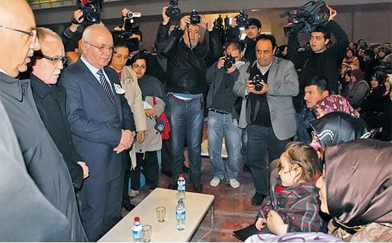 Şehit polisin eşinden AKP'li vekillere veryansın