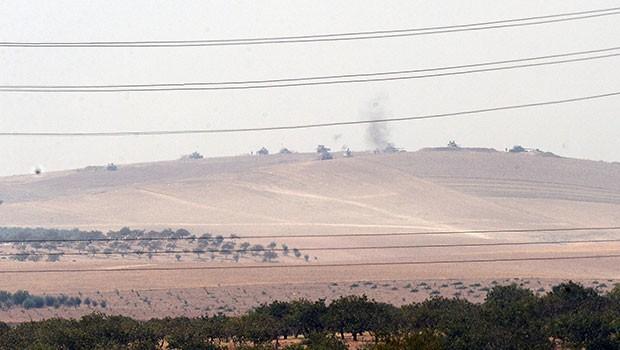 T�rk u�aklar� YPG'yi vuruyor