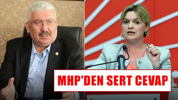MHP'li Yalçın'dan CHP ve Böke'ye çok sert yanıt