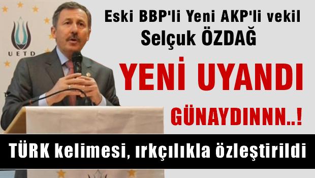 AKP'li Vekil'den Partisinin Kürtçülük Politikasını eleştiren yazı