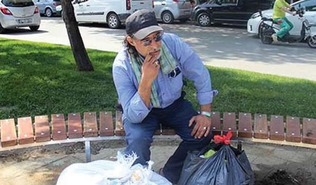 Eski bakanın oğlu sokaklarda yaşıyor