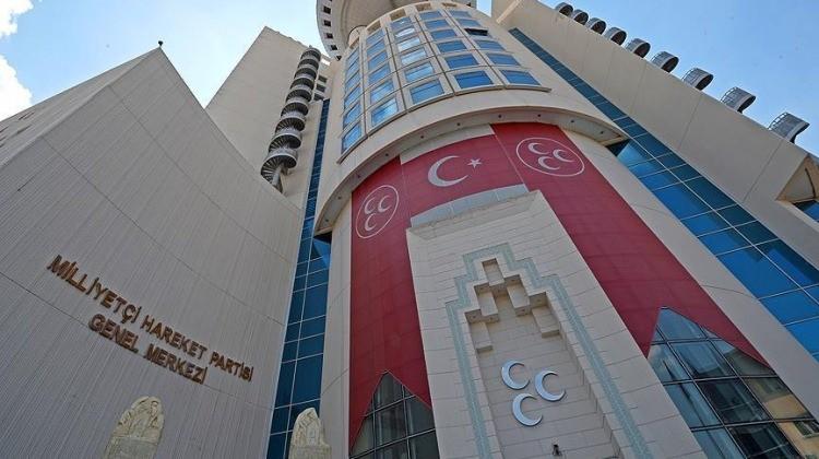 MHP salı günü bayramlaşacak