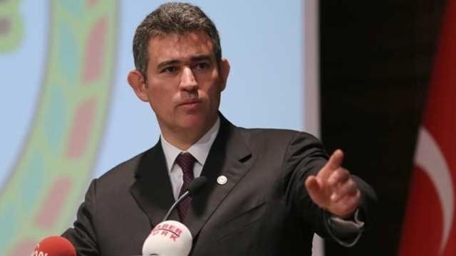 Metin Feyzioğlu'na şok suçlama!