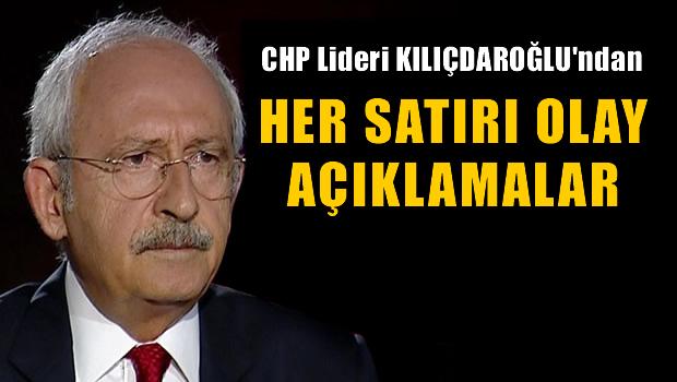 Kılıçdaroğlu: Öksüz olayını herkes yakından izlesin