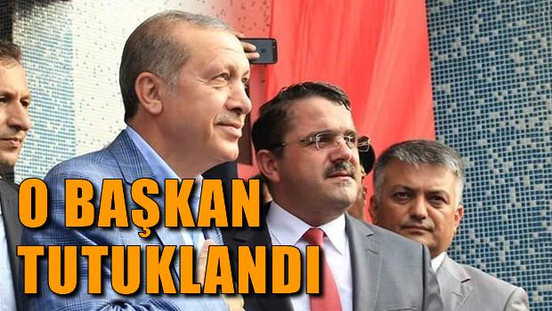 10 gün önce istifa eden AKP'li Başkan, FETÖ'den alındı!