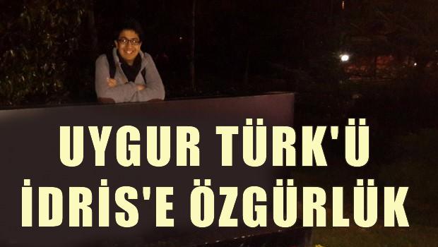 Uygur Türk'ü İdris suçsuz yere 3 aydır gözaltında