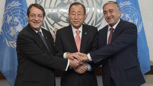 Kıbrıs için kritik zirve