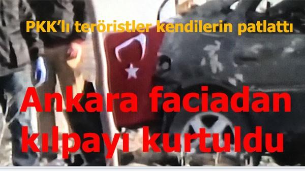 Ankara faciadan kılpayı kurtuldu