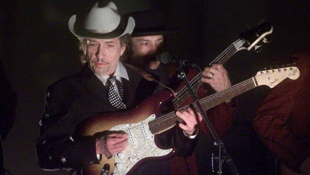 Oskar'� alan Bob Dylan Karsl� ��kt�