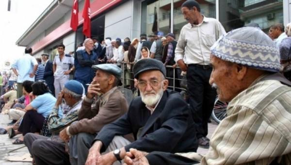 Emeklinin promosyon d���ne bankalar engel