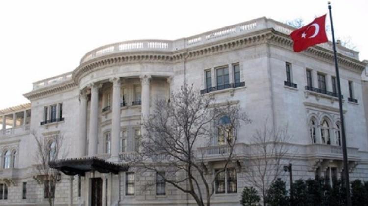 Paris Büyükelçiliğimize PKK saldırısı