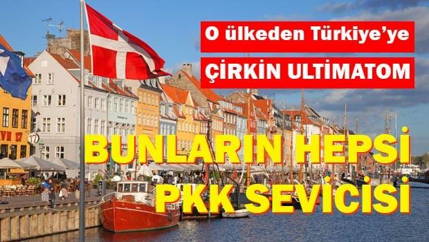 Bunların hepsi PKK sevicisi