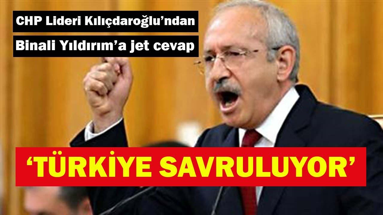Kılıçdaroğlu'dan Başbakana jet cevap
