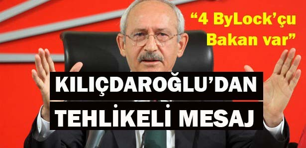 Kılıçdaroğlu'dan tehlikeli mesaj