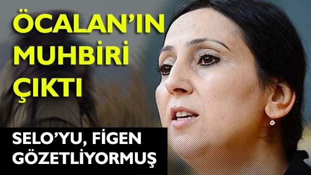 Öcalan'ın muhbiri çıktı