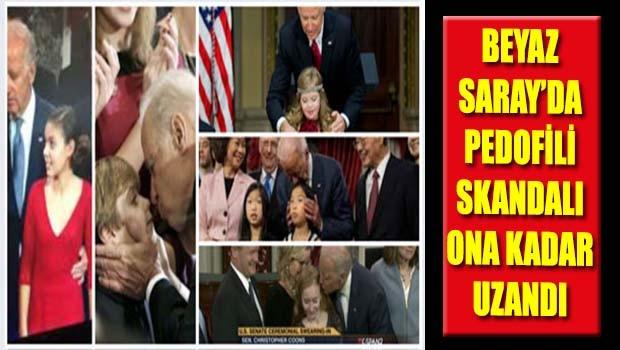 Beyaz Saray'da pedofili skandalı ona kadar uzandı