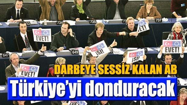 AB Türkiye'yi donduracak!