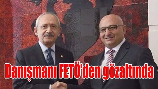 Kılıçdaroğlu'nun danışmanı gözaltında