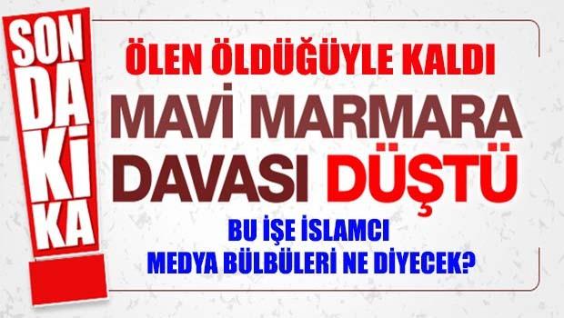 Mavi Marmara Davası düştü!