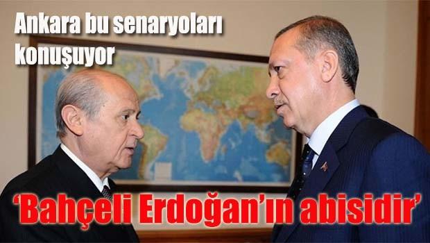 'Bahçeli Erdoğan'ın abisidir'