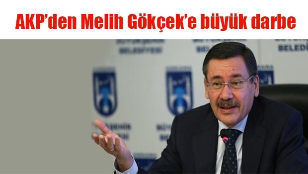 AKP'den Melih Gökçek'e büyük darbe