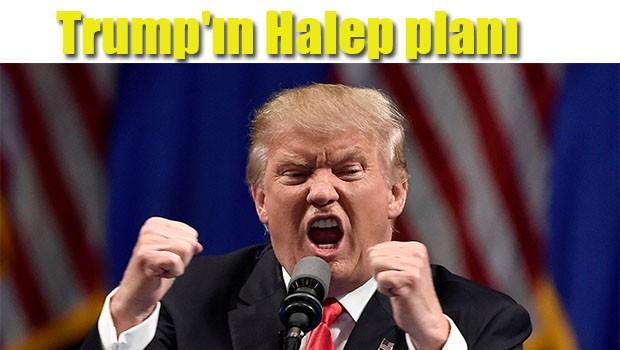 Trump'ın Halep planı
