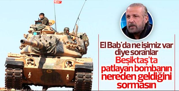 Mete Yarar: Neden mi El Bab'dayız