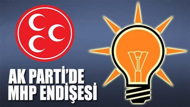 AK Parti'de MHP endişesi