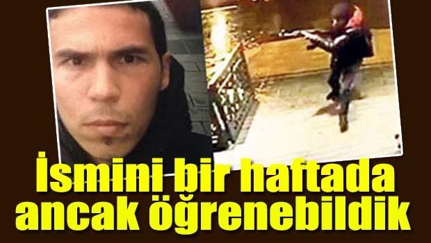 Ortaköy Reina katliamcısı teröristin ismi belli oldu