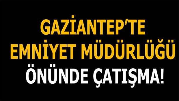 Gaziantep'te emniyete terörist saldırı