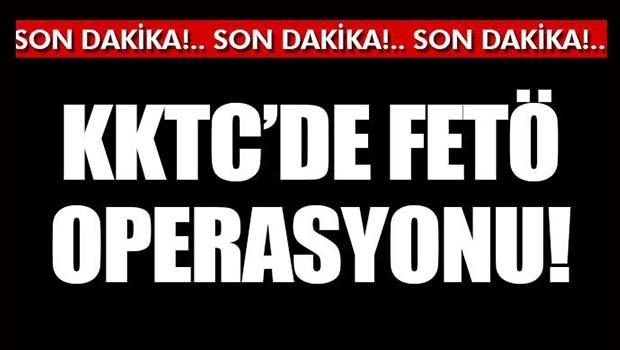 KKTC'de FETÖ operasyonu, 9 albay gözaltına alındı