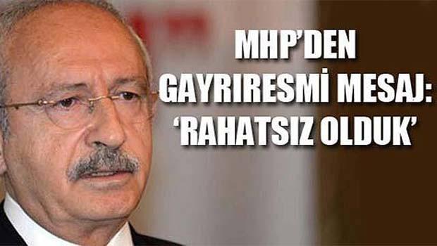 CHP'nin MHP planı işliyor