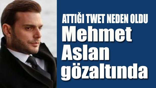 MHP'li Mehmet Aslan gözaltında