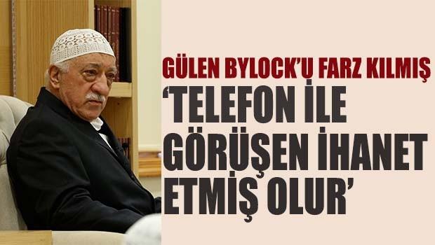 Gülen Bylocku farz kılmış!