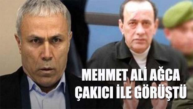 Mehmet Ali Ağca, Çakıcı ile görüştü!