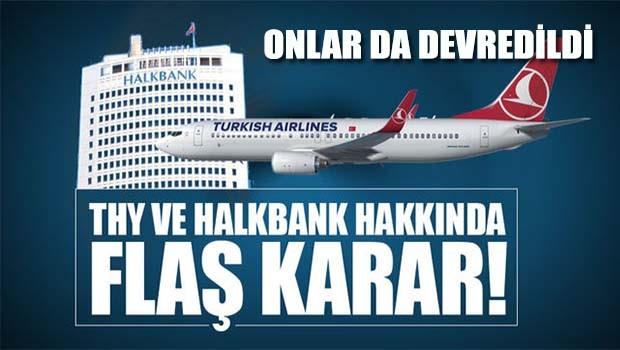 THY ve Halkbank'ın hisseleri de Varlık Fonu'na devredildi!