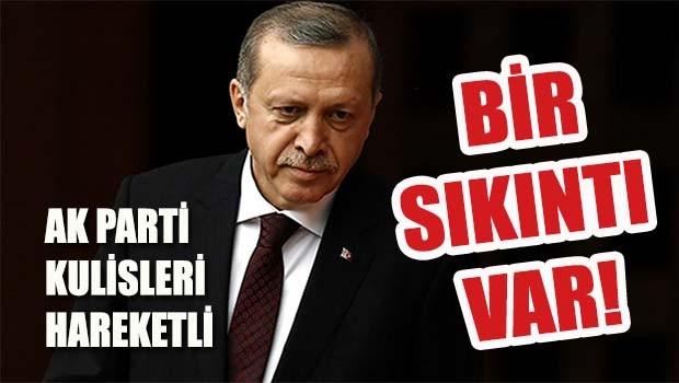 AK Parti kulisleri hareketli, 'Bir sıkıntı var!'