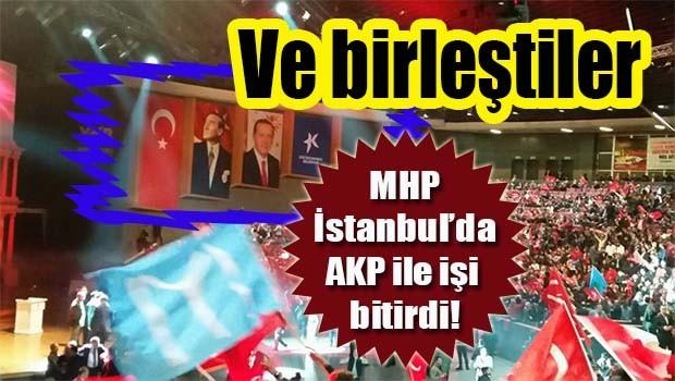 MHP İstanbul'da AKP ile işi bitirdi!