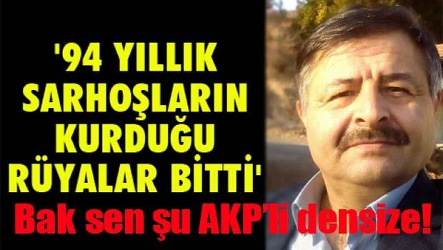 AKP'li Meclis üyesinden skandal paylaşım!
