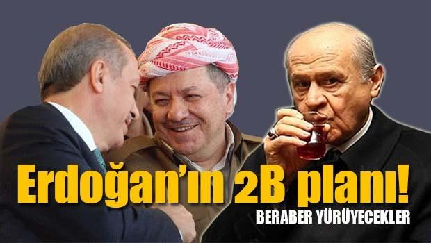 Erdoğan'ın 2B planı!