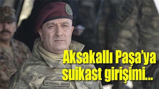 Aksakallı Paşa'ya suikast girişimi!
