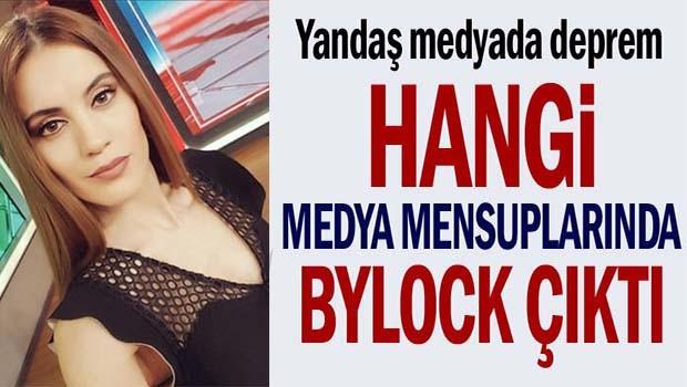 Hangi medya mensuplarında ByLock çıktı?