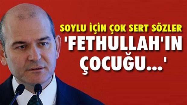 CHP'li Ağababa, 'Süleyman Soylu dönektir'