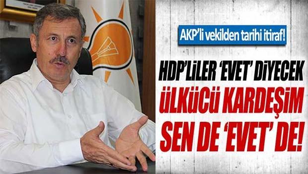 AK Partili Selçuk Özdağ'dan tarihi itiraf!