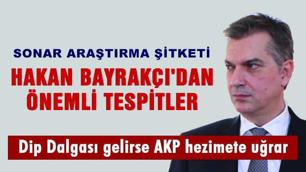 Dip Dalgası gelirse AKP hezimete uğrar