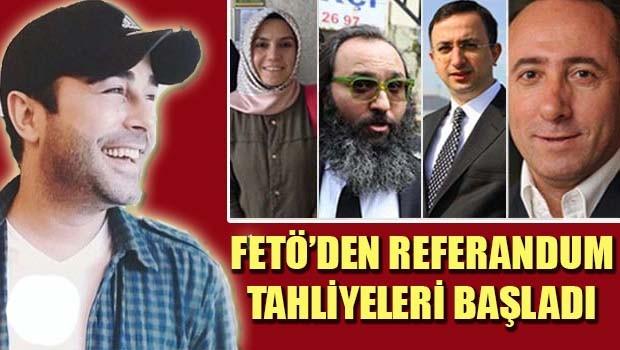 FETÖ'den Referandum tahliyeleri başladı
