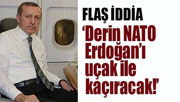 'Erdoğan'ı uçakla kaçırıp yurtdışında yargılayacaklar'
