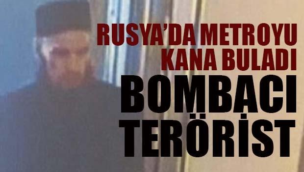 İşte Rusya'daki terörist bombacı