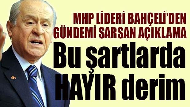 Referanduma saatler kala MHP Lideri Bahçeli'den gündemi sarsan açıklama!
